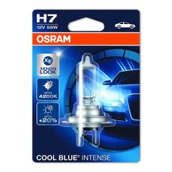 lampara OSRAM COOL BLUE INTENSE H7 55 Single blister